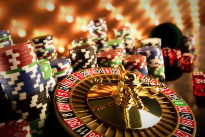 play casino roulette game