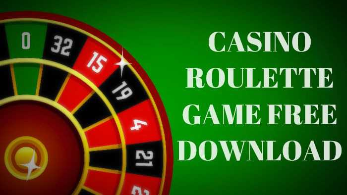 Casino Roulette game free download
