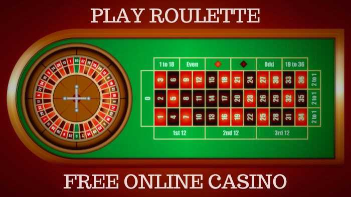 Play Roulette Free Online Casino