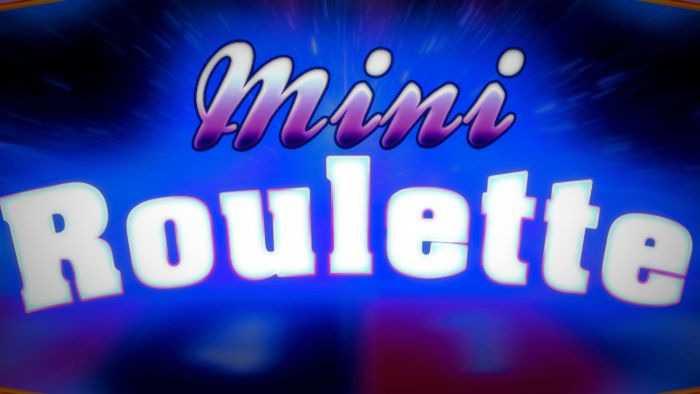 casino mini roulette